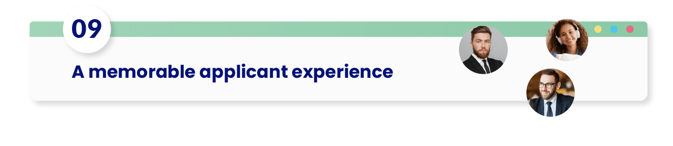 applicant experience
