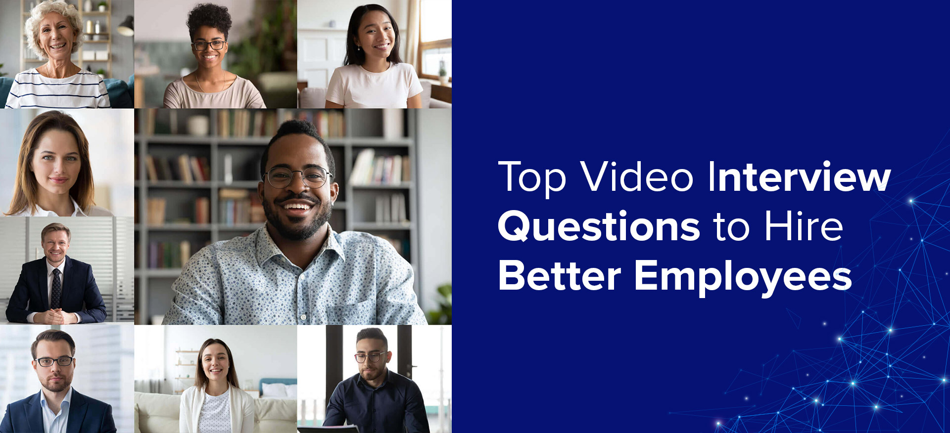 top video interviewing questions