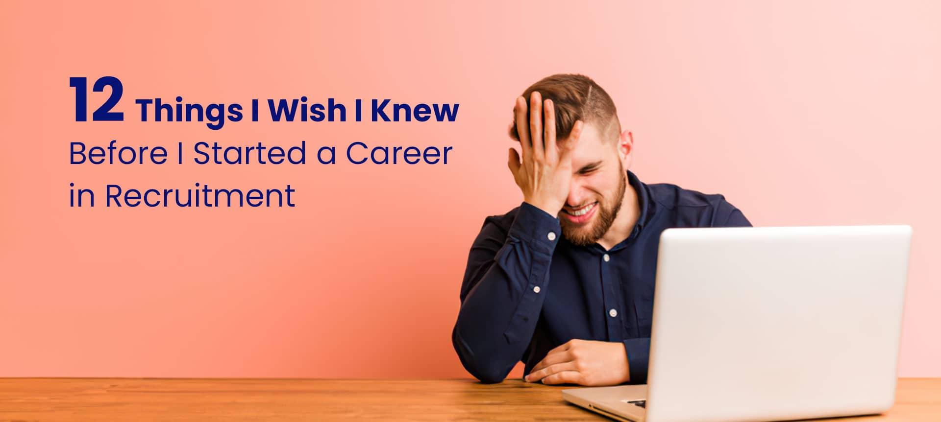 A talent acquisition specialist