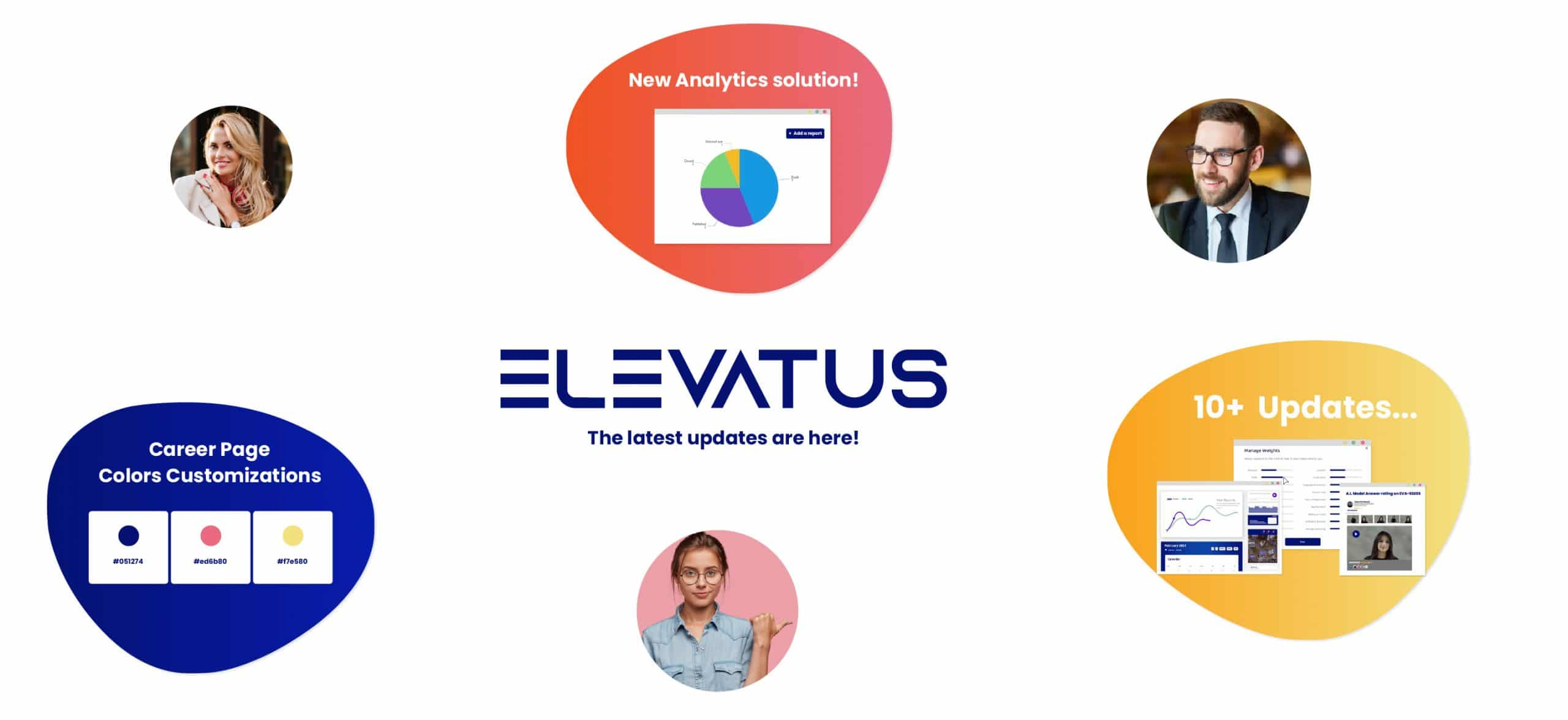 Elevatus new updates and features