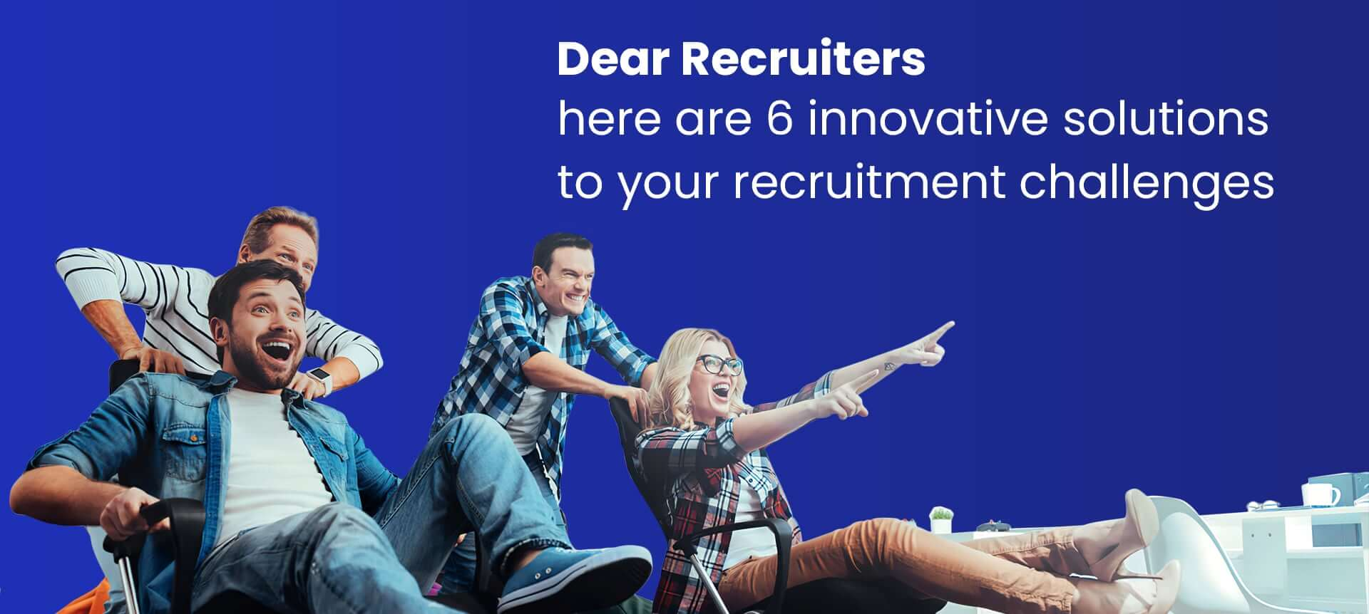 recruiters finding solutions to their remote recruitment challenges