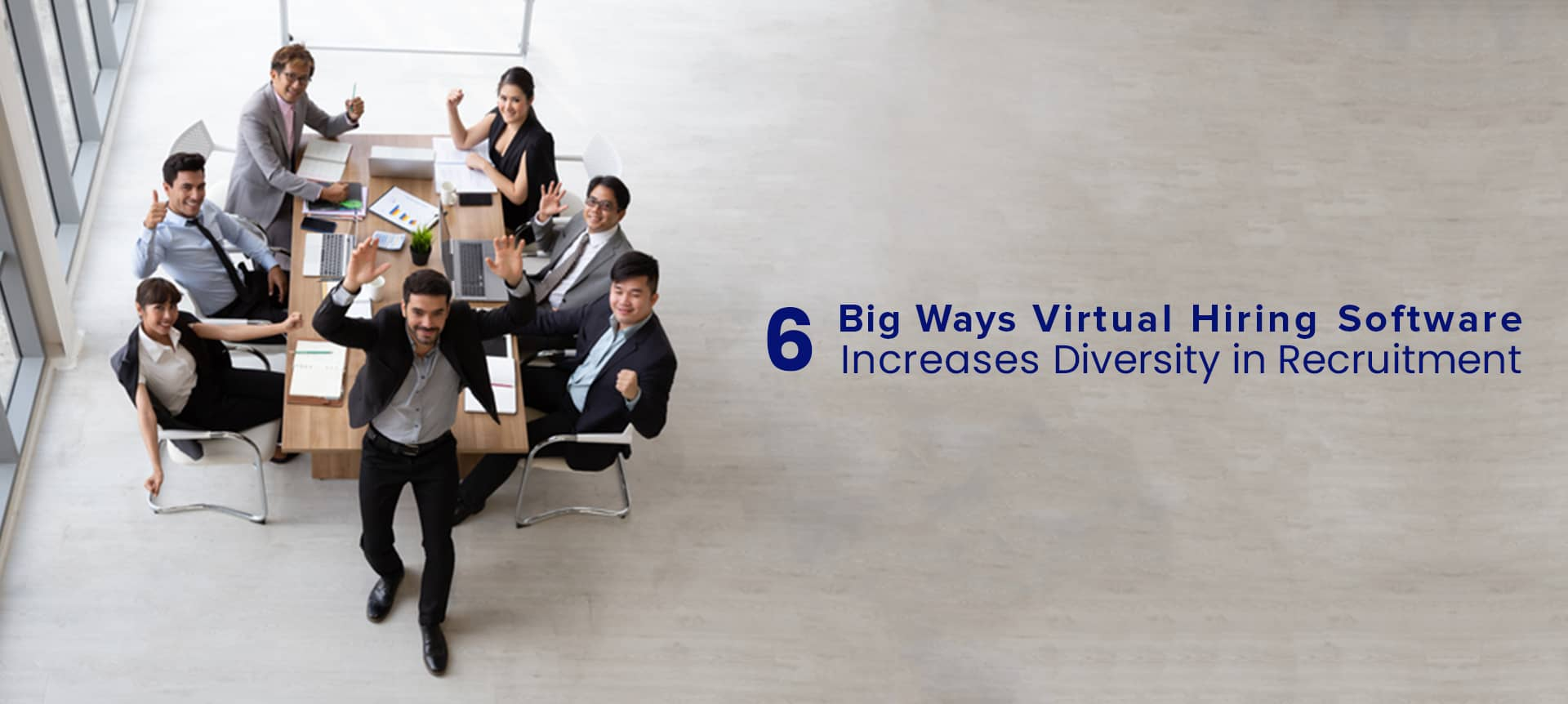 recruiters using virtual hiring software