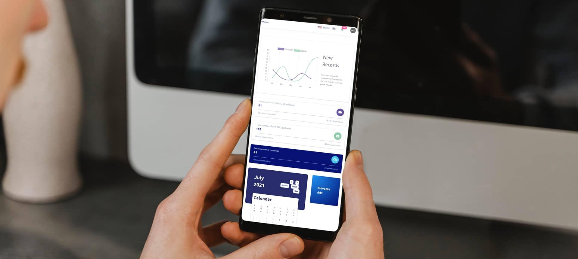 mobile-friendly recruitment process