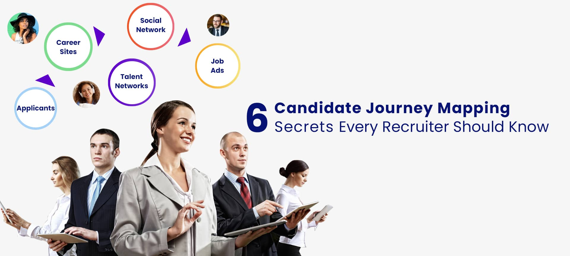 candidate journey mapping